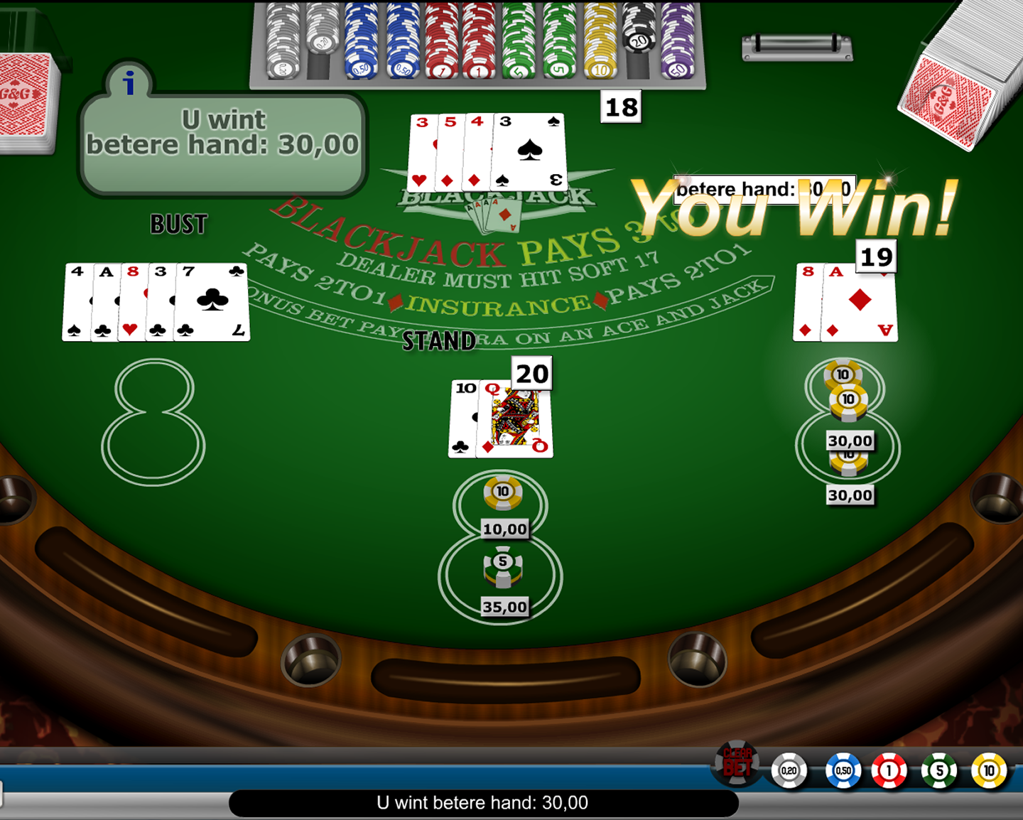 Money poker android